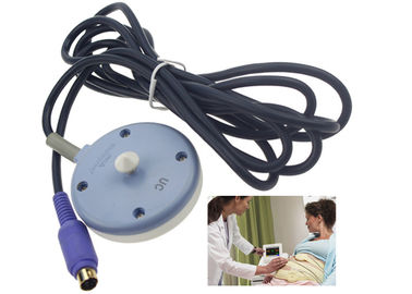 6 Pin Toco Fetal Ultrasound Transducer Monitor Probe Bistos BT 300 TOCO Patient End