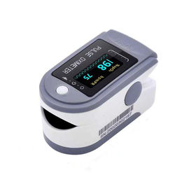 Digital Finger Pulse Oximeter Blood Testing Equipment Dual Color Display Screen